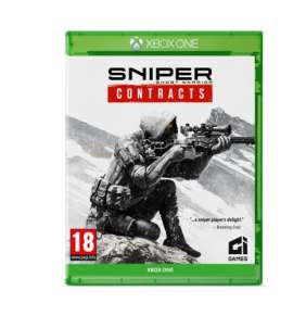 XONE - Sniper : Ghost Warrior Contracts