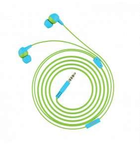 TRUST sluchátka Buddi Kids In-Ear Headphones - blue