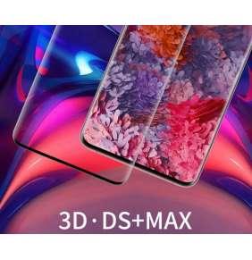 Nillkin Tvrzené Sklo 3D DS+ MAX Diamond Jade Black pro Samsung Galaxy S20