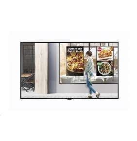 "LG 49"" signage 49XS2E  FHD, 2 500nit, 24h, WebOS 3.0"