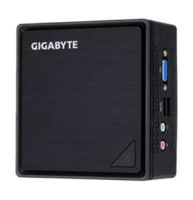 GIGABYTE BRIX GB-BPCE-3350C (Fanless), Intel Celeron N3350, 1xSODIMM DDR3L, VGA
