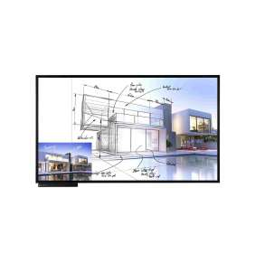 """LG 86"""" signage 86TN3F  UHD, In-Cell, WebOS 4.0"""