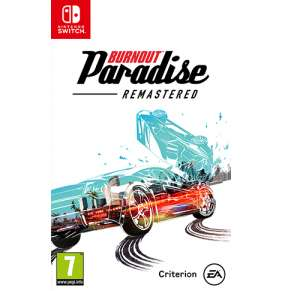 NS - Burnout Paradise Remastered
