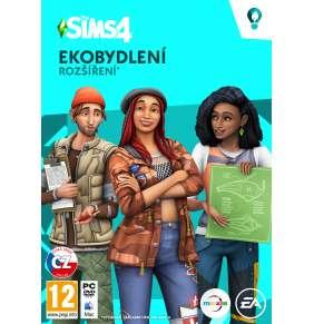 PC - The Sims 4 - Ekobydlení ( EP9 )