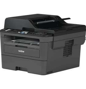 BROTHER MFC-L2712DN A4, mono laser MFP, Fax, ADF, duplex, USB, LAN