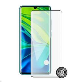Screenshield XIAOMI Mi Note 10 Pro Tempered Glass protection (full COVER black)
