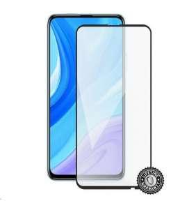 Screenshield ochrana displeje Tempered Glass pro HUAWEI P Smart Pro 2019, full cover, černá