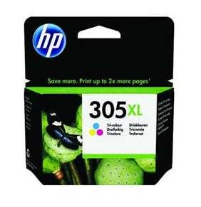 HP 305XL 3barevná inkoustová kazeta, 3YM63AE