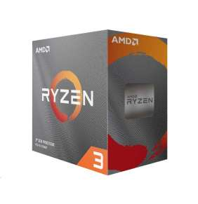 AMD Ryzen 3 3100 (3,6GHz / 16MB / 65W / no VGA / SocAM4) BOX