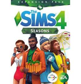 PC - THE SIMS 4 SEASONS (EP5)