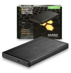 "AXAGON EE25-XA, USB 2.0 - SATA, 2.5"" externí ALINE box"