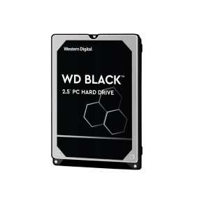 """WD BLACK 2,5"""" WD10SPSX Black SATAIII 7200rpm 64MB"""