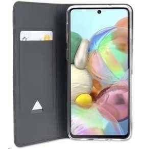 4smarts flipové pouzdro URBAN Lite pro Samsung Galaxy A71, černá