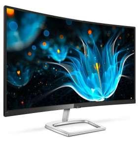 """Philips MT VA LED 27"""" 278E9QJAB/00- VA panel, 1920x1080, 5ms, 250cd, D-Sub, HDMI, DP, repro, zakriveny panel"""