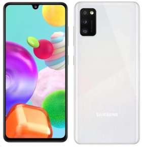 Samsung Galaxy A41 (A415), bílá