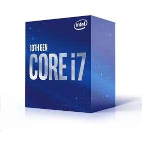 Intel® Core™i7-10700 processor, 2.90GHz,16MB,LGA1200 BOX, UHD Graphics 630