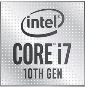 INTEL Core i7-10700K / Comet Lake / 10th / LGA1200 / max. 5,1GHz / 8C/16T / 16MB / 125W TDP / BOX bez chladiče