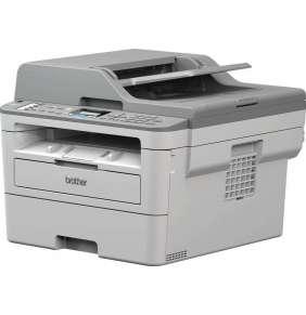 BROTHER laser MFC-B7715DW/ 1200x1200 dpi/ až 34 str./min/ černobílá/ Toner benefit/ fax/ scan/ copy/ ADF/ LAN/ WiFi/ USB