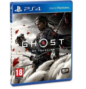 SONY PS4 hra Ghost of Tsushima