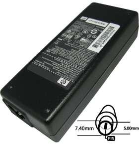 Napájecí adaptér 90W 18,5V, 7.4x5.0, originál HP