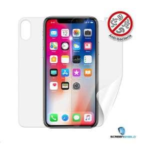 Screenshield fólie na celé tělo Anti-Bacteria pro APPLE iPhone X