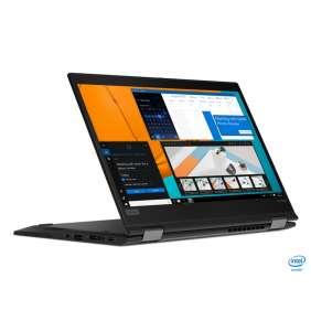 """Lenovo TP X13 YOGA i5-10210U 13.3"""" FHD TOUCH matny UMA 8GB 512GB SSD 4G/LTE FPR W10Pro cierny 3y OS"""