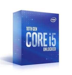 INTEL Core i5-10400F (2,9Ghz / 12MB / Soc1200 / no VGA) Box
