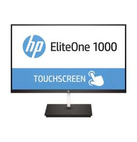 HP EliteOne 1000, 23.8 IPS/Touch, 1920x1080, 1000:1, 14ms, 250cd, HDMI/DP, 3y