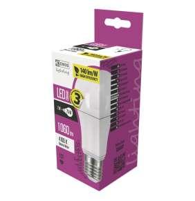 EMOS LED ŽÁROVKA CLASSIC A60 7,5W(75W) 1060lm E27 NW