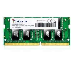 SODIMM DDR4 16GB 2400MHz CL17 ADATA Premier memory, 1024x8, Retail