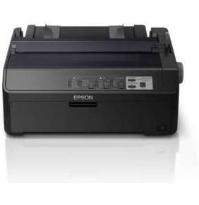 EPSON LQ-590IIN, A4,24 jhl.,550zn/s,USB2.0,LPT,LAN