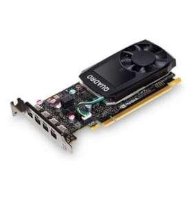 NVIDIA Quadro P620 2GB GDDR5, 4x miniDisplayPort 1.4, 2x adapter mDP- DP, PCIe 16x, low profile