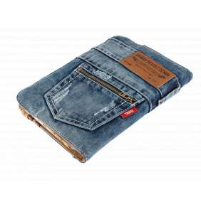 """TRUST Jeans Folio Stand 7-8"""" tablets"""