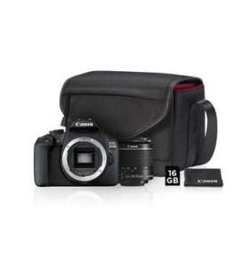 Canon EOS 2000D + 18-55 DC + SB130 + 16GB
