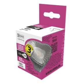 LED CLS MR16 4,5W(35W) 400lm GU5.3 NW