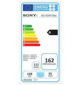 "Sony 55"" 4K HDR TV KD-55XF7005/DVB-T2,C,S2"