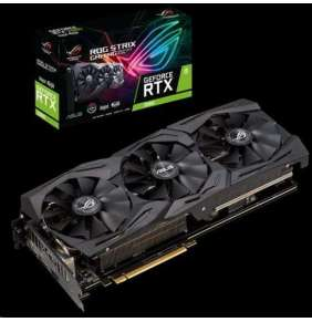 ASUS VGA NVIDIA ROG-STRIX-RTX2060-A6G-GAMING, RTX 2060, 6GB GDDR6