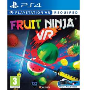 PS4 - Fruit Ninja VR