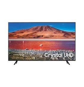 "SAMSUNG UE65TU7072  65"" Crystal UHD TV Série TU7072 (2020) 3 840 × 2 160"