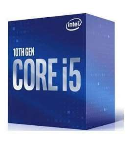 INTEL Core i5-10600 (3,3Ghz / 12MB / Soc1200 / VGA) Box