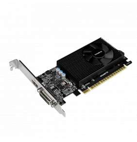 GIGABYTE VGA NVIDIA GeForce GT 730, 2GB DDR5, 1xHDMI, 1xDVI-D