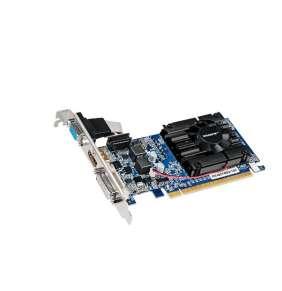 VGA Gigabyte GV-N210D3-1GI, 210, 1GB DDR3, 64bit, 1xD-SUB,1xDual-Link DVI-D, 1xHDMI, Low Profile