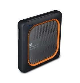 WD My Passport Wireless SSD 1TB Ext. USB3.0, SD Card,