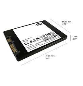 "WD SSD BLUE 1TB / WDS100T2B0A / SATA 6Gb/s / Interní 2,5"" / 3D nand / 7mm"
