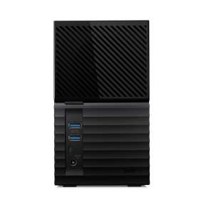 "WD My Book DUO 24TB Ext. 3.5"" USB3.0 (dual drive) RAID"