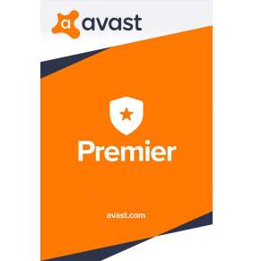 Avast Premier, 3 uživatelé, 3 roky