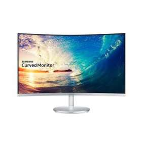 "Samsung LED LCD 27"" C27F591 - prohnutý, VA, 1920x1080, 4ms, 350cd, D-SUB, HDMI, DP"