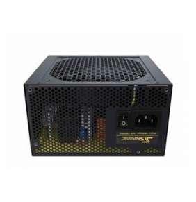 SEASONIC zdroj 500W CORE GM-500 (SSR-500LM), ATX, 12cm fan, 80+ GOLD