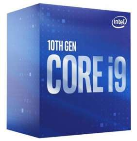 CPU Intel Core i9-10900 BOX (2.8GHz, LGA1200, VGA)