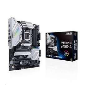 ASUS MB Sc LGA1200 PRIME Z490-A, Intel Z490, 4xDDR4, 1xDP, 1xHDMI